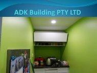 Best Kitchen Renovations in Melbourne - ADK Renovations