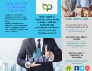 Real Estate Agent Colorado Homes