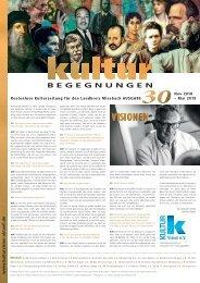 KB Nr. 30 Visionen