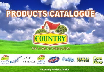 Country Products Business Catalogue