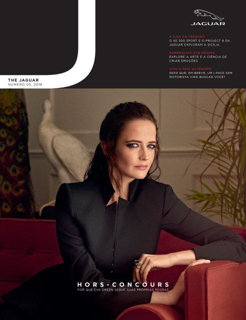 Jaguar Magazine 02/2018 – Brazilian Portuguese