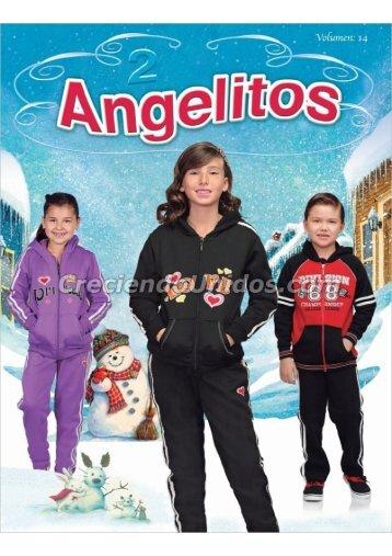 #659 Angelitos 2 Catalogo Otono Invierno 2018 en USA Precios de Mayoreo