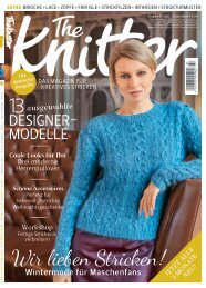The Knitter Nr. 37