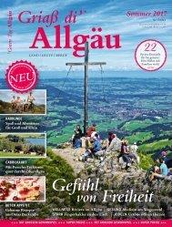 Griaß di' Allgäu Sommer 2017