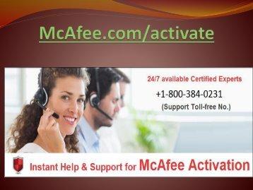 www.mcafee.com/activate  - mcafee antivirus