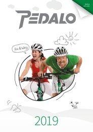 PEDALO Radwander-Katalog 2019