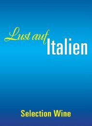 Lust auf Italien - Selection Wine