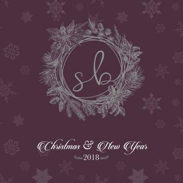 CHRISTMAS BROCHURE 2018