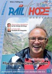 RailHope Magazin 02/18 DE
