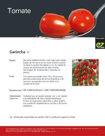 Tomate Garincha