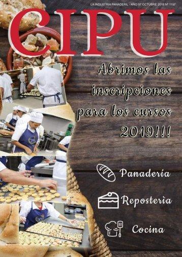 revista octubre 2018 CIPU