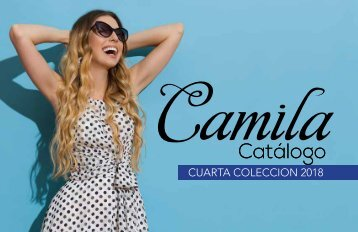 Camila 4ta edicion 2018 baja