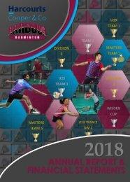 Annual Report 2018 V1