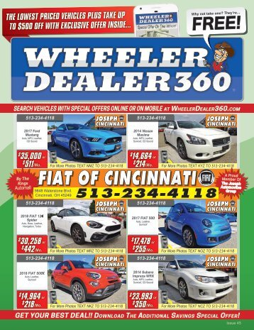 Wheeler Dealer 360 Issue 45, 2018