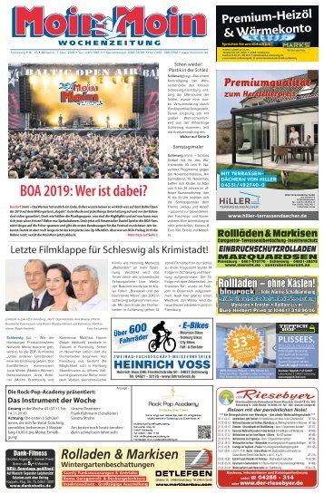 MoinMoin Schleswig 45 2018