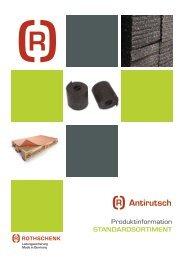 Antirutsch Broschüre Rothschenk