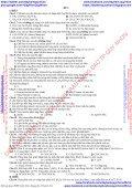Bộ đề kiểm tra chương este lipit cacbohidrat amin aminoaxit peptit Hóa 12 theo mức độ nhận thức (Có đáp án) 2018 - Page 5