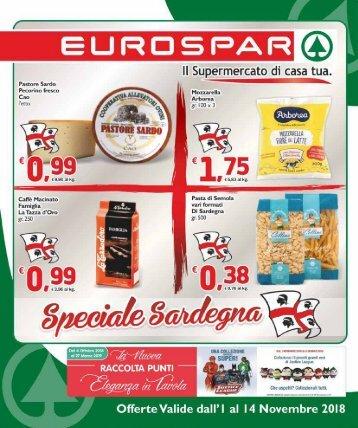 Eurospar S.Gavino 2018-11-01