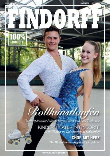 FINDORFF Magazin | November-Dezember 2018