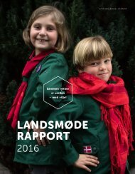 Landsmøderapport 2016