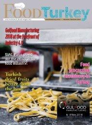 Food Turkey November December 2018