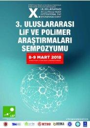 978-605-9193-30-6 3. uluslararası lif ve polimer araştırmaları sempozyumu bildiri kitapçığı