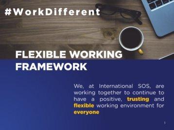 WorkDifferent presentation