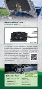 Gardigo Flyer Marderschutzsystem - Seite 3