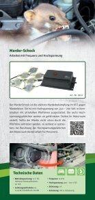 Gardigo Flyer Marderschutzsystem - Seite 7