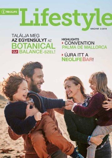 NeoLife Lifestyle magazin 2018/III