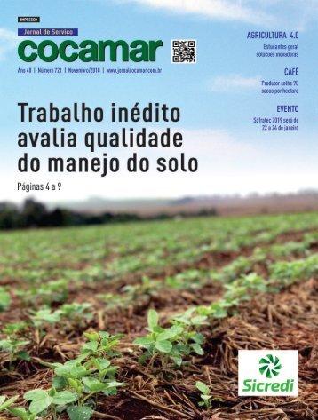 Jornal Cocamar Novembro 2018