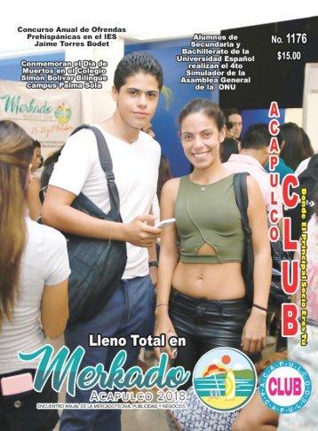 Revista Acapulco Club 1176