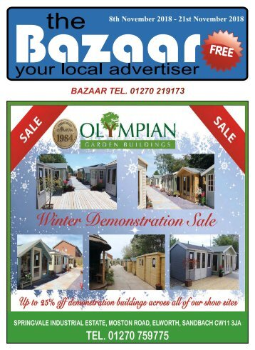 Issue 217 South Cheshire