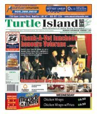 Turtle Island News - 11/07/2018