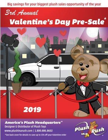 Valentine 2019 - Mailer
