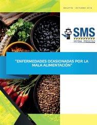 Boletín SMS: La alimentación en la aviación
