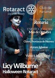 Revista Club Rotaract de Panamá 3ra edición