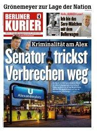 Berliner Kurier 07.11.2018