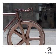 Gamme 2012 - Peugeot Cycles