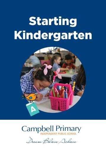 CPS4310 KINDY BOOKLET