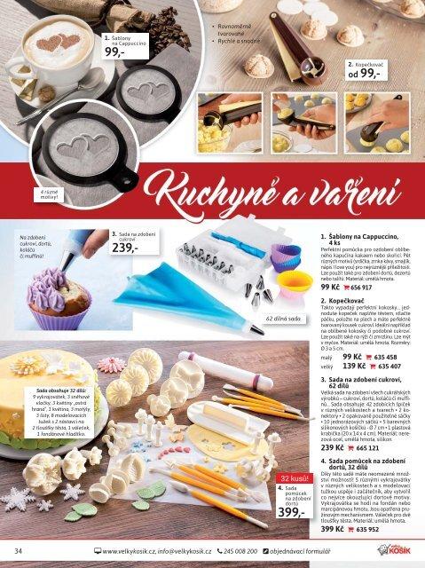 Velky Kosik - listopad / prosinec 2018