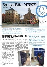 SANTA RITA NEWS (PDF)