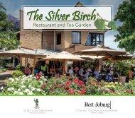 The Silver Birch Restaurant & Tea Garden