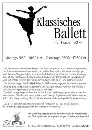 Ballett 50+