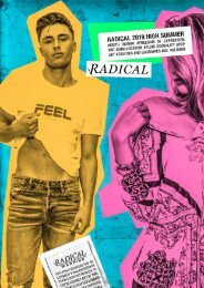 Radical HIGH SUMMER 19