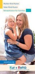 Kur + Reha GmbH: Mutter-Kind- und Vater-Kind-Kuren, Rehabilitation für Familien