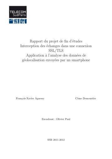 Géolocalisation et application aux smartphones - Blog de François ...