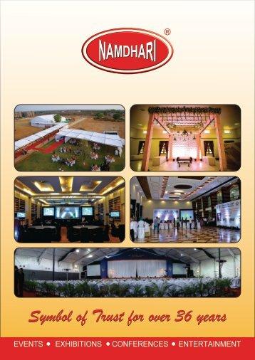 New Namdhari Profile booklet
