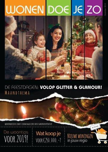 WonenDoeJeZo in regio Midden Nederland, #december 2018