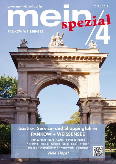 mein4tel Spezial Pankow Weissensee 2018